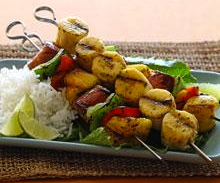 tropical-sausage-and-grilled-chiquita-banana-kebabs